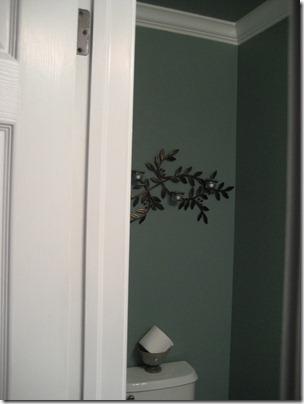Boring bathroom decor