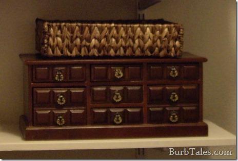 Dated jewelry box
