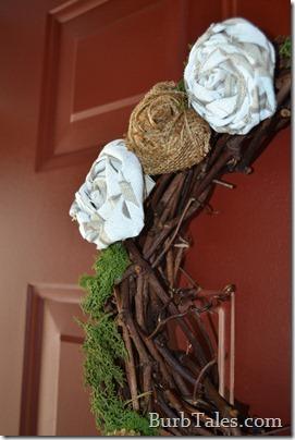 Wreath rosettes