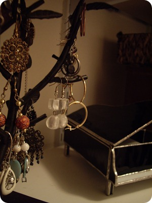 Earring tree