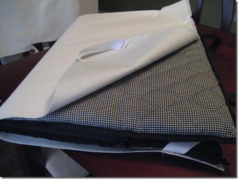 Bassinet mattress cover