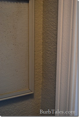 Valspar Granite Dust paint color in pantry