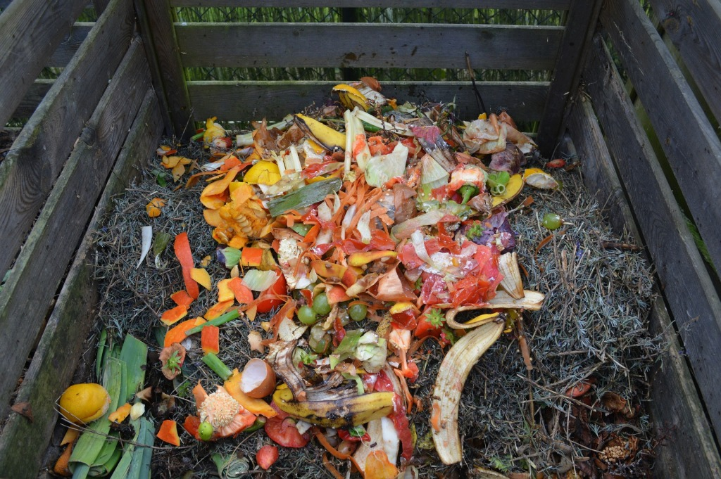 How to use unfinished compost